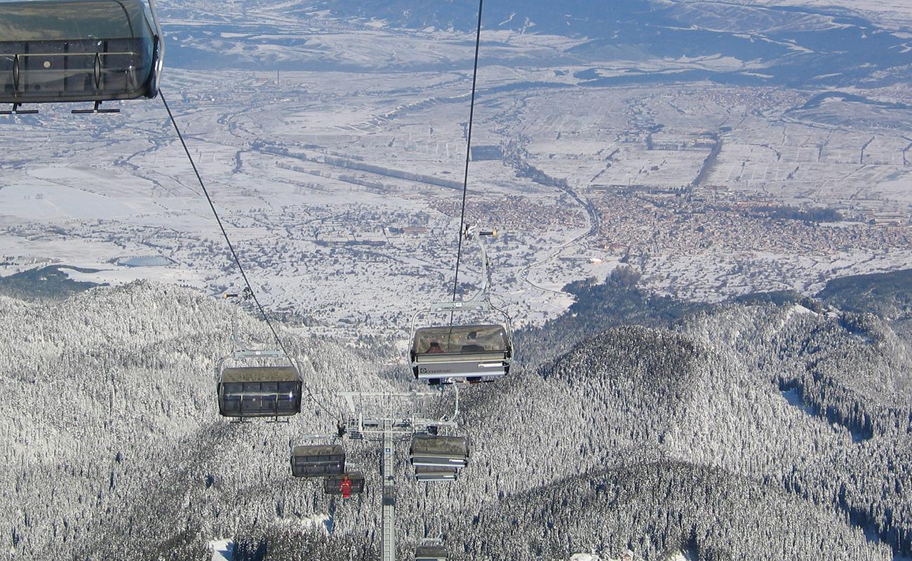 Лыжный Подъемник
